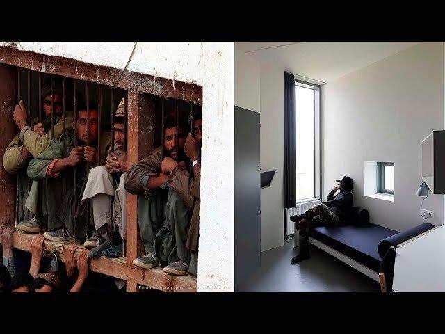 ТОП 10 Самые странные тюрьмы в мире ИНТЕРЕСНЫЕ ФАКТЫ