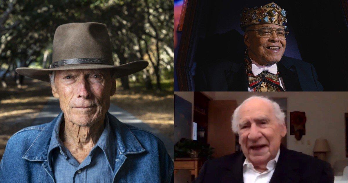 Звёзды Голливуда, которым уже за 90: как живут и чем занимаются