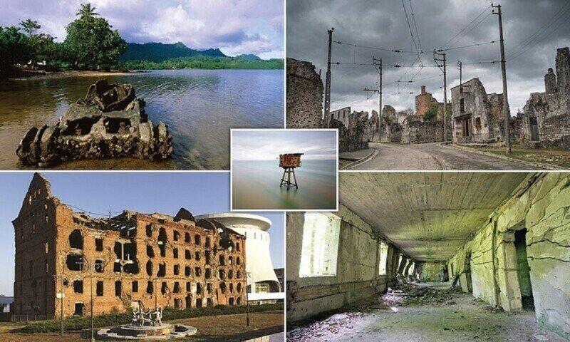 Наследие войны: руины Второй мировой