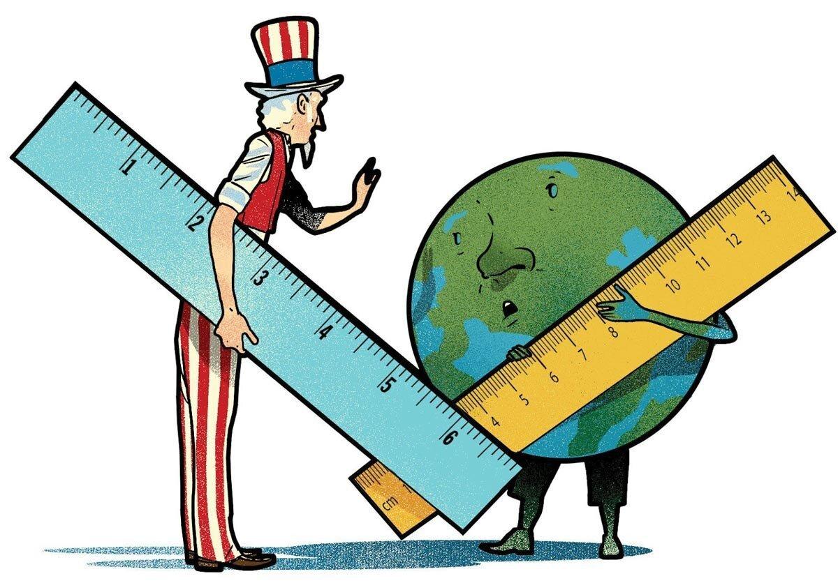 Почему США до сих пор не перешли на метрическую систему?