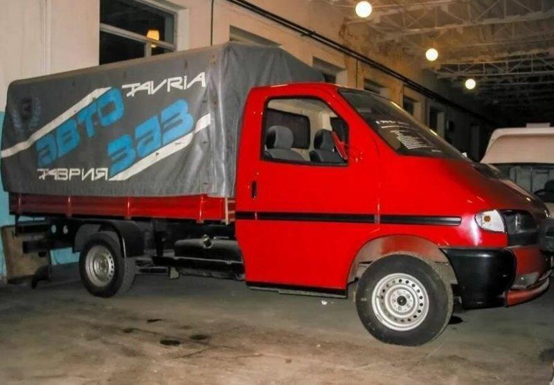 Неизвестный «Запорожец»: прототип экспериментального грузовика ЗАЗ-2301 «Снага»