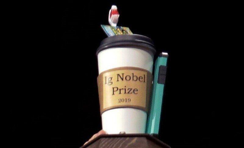 Премия за самые дурацкие научные открытия объявила победителей