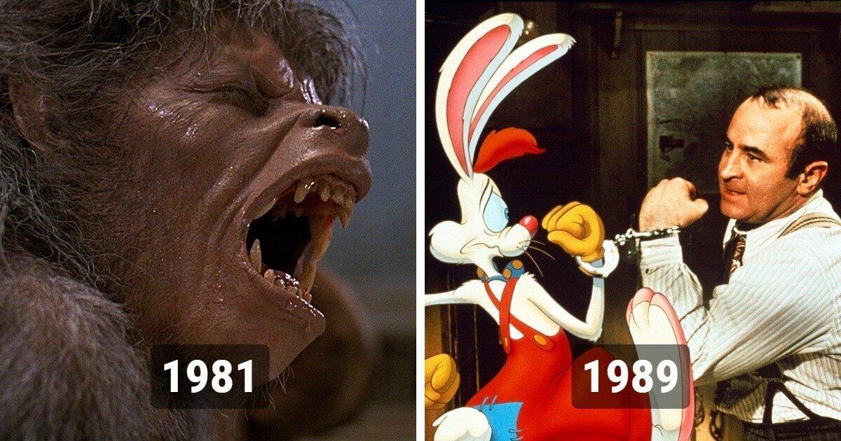 14 старых фильмов с крутыми спецэффектами, которые поразили зрителей до глубины души