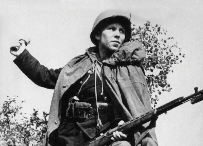 """Один против роты фашистов. Как Василий Кисляков в одиночку убил более 100 немцев и чем """"Золотая Звезда"""" спасла ему жизнь?"""