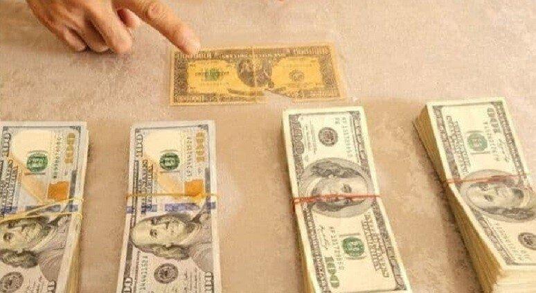 В Узбекистане мошенникам так и не удалось продать купюру вмиллион долларов