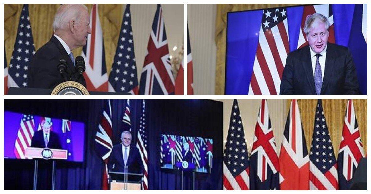 """""""Парень снизу"""": президент США запамятовал имя премьер-министра Австралии"""