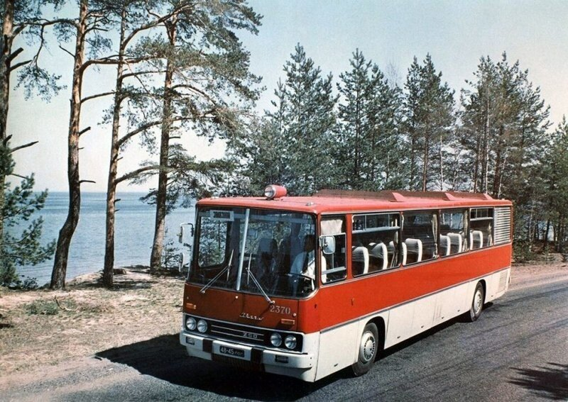 «Икарус» в СССР: сколько, по какой цене и зачем закупали венгерские автобусы