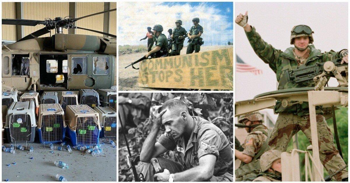 Американские солдаты покидают: 30 фото как сдаются те, кто считал себя сильнее