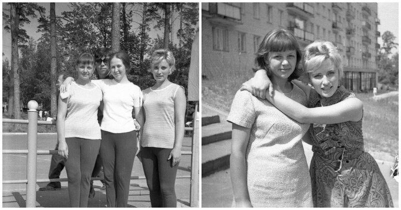 1970-е на фотографиях Сергея Кочерова