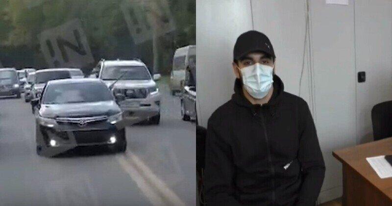 """Участники свадебного кортежа из Иваново, которых """"не заметила"""" полиция, извинились за стрельбу"""