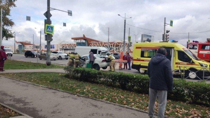 Авария дня. В Перми водитель «скорой» устроил смертельное ДТП
