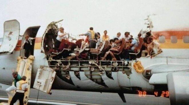 Пугающие фотографии после катастроф