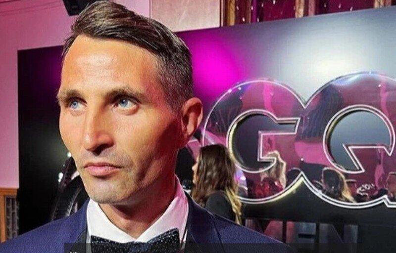 В Уфе.  Дворник-модель по имени Юра: почетный гость в Москве на премии «мужчина года» журнала GQ