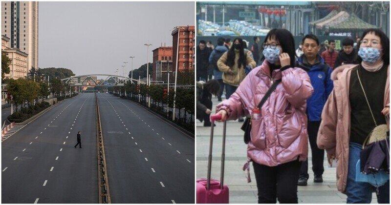 Китайский активист рассказал о происхождении коронавируса в Ухане