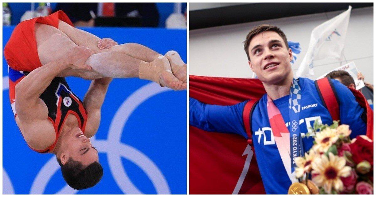 Международная федерация гимнастики назвала сальто именем спортсмена Никиты Нагорного