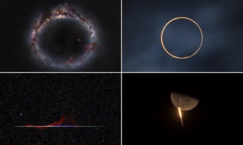"""Победители конкурса астрофотографии """"Astronomy Photographer of the Year 2021"""""""
