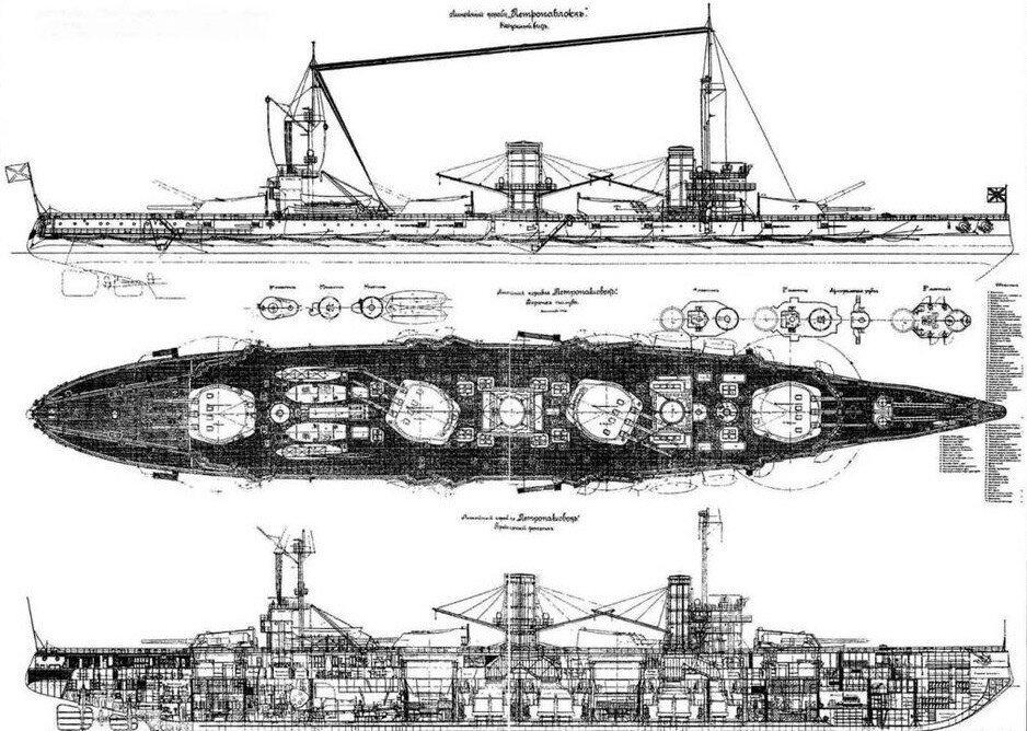 Может у корабля быть тяжёлая судьба? Расскажем историю линкора «Гангут»: от верфи до переименования