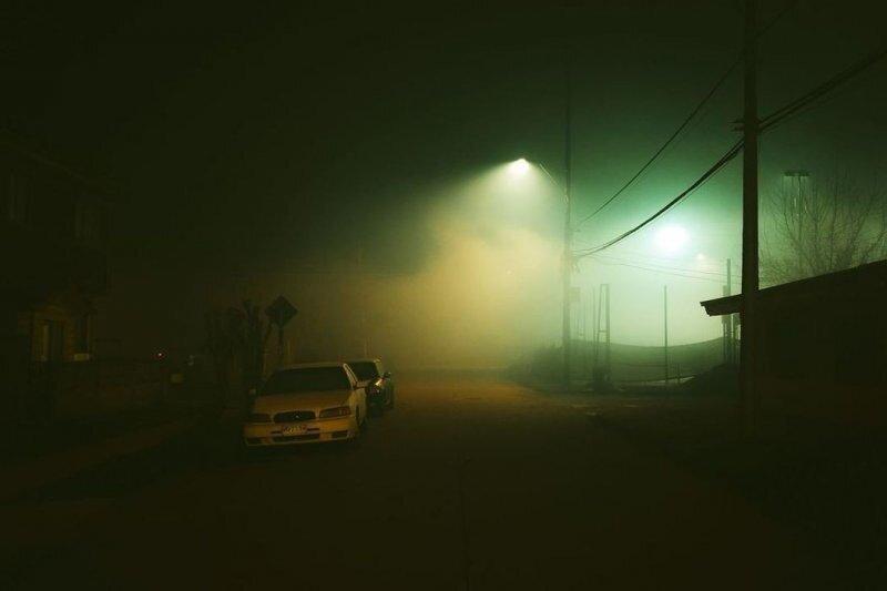 Кинематографическая и киберпанковская городская фотография от Фелипе ОА