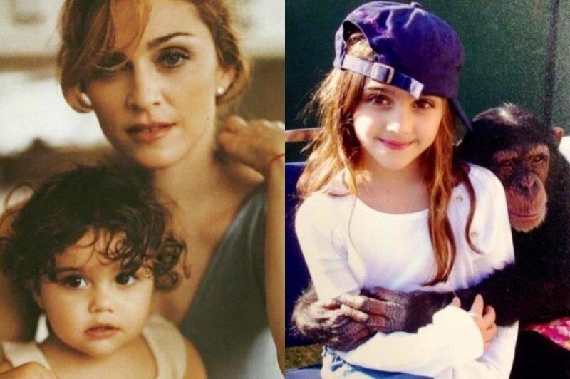 Бунтарка Лурдес Леон —дочь королевы поп-музыки Мадонны
