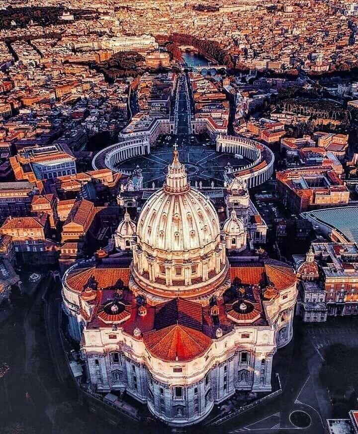 Ватикан цитадель христианства