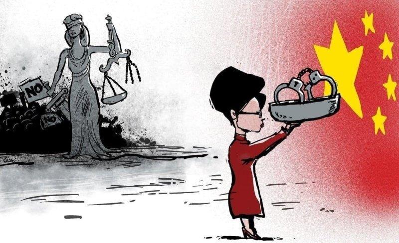 Китайская новинка для кремлевских друзей