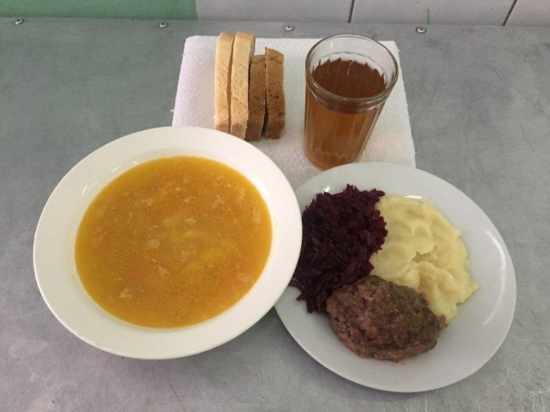 Больничная еда в 10 разных странах