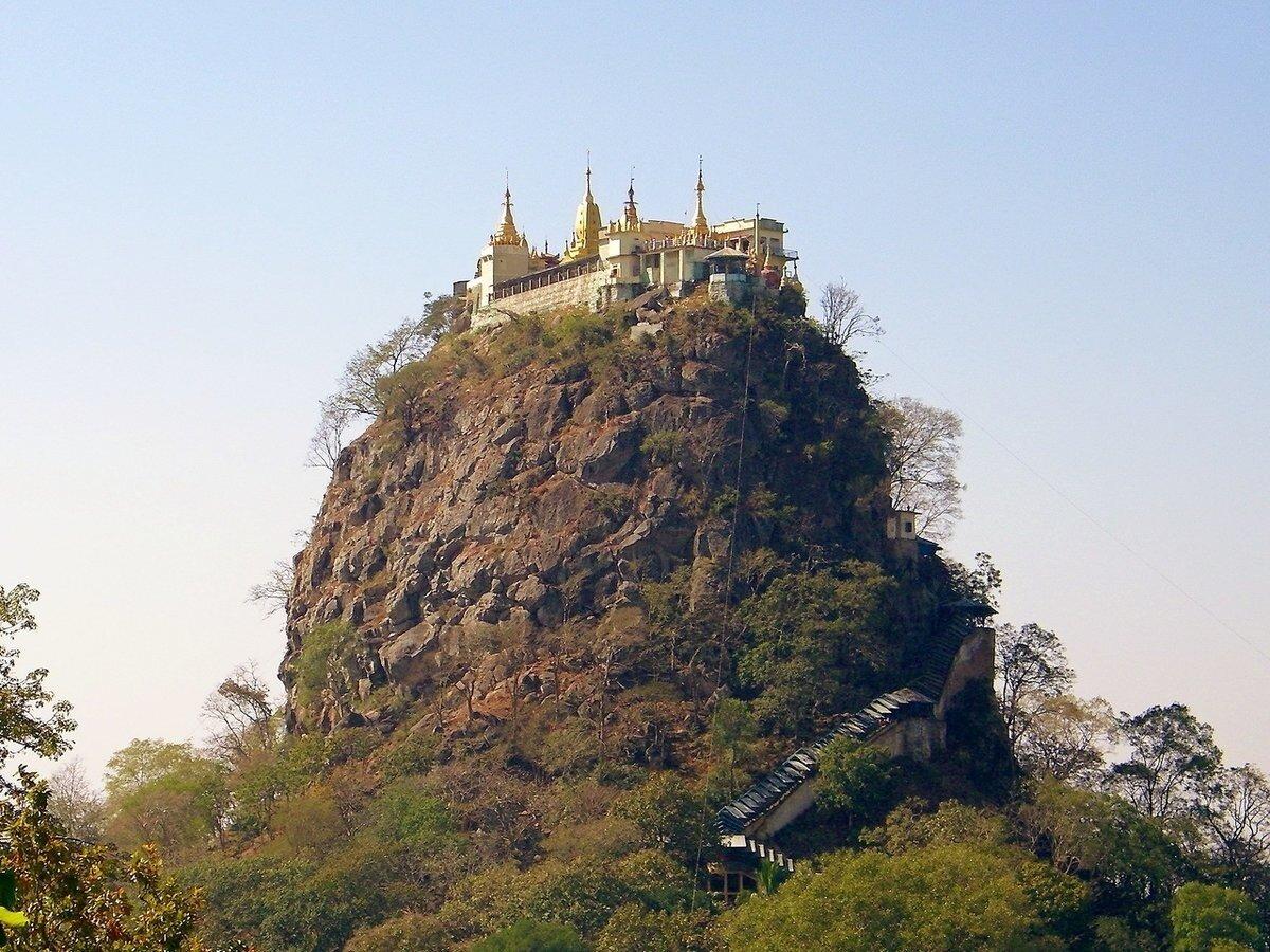 ТОП 10 самых недоступных храмов в мире Интересные факты