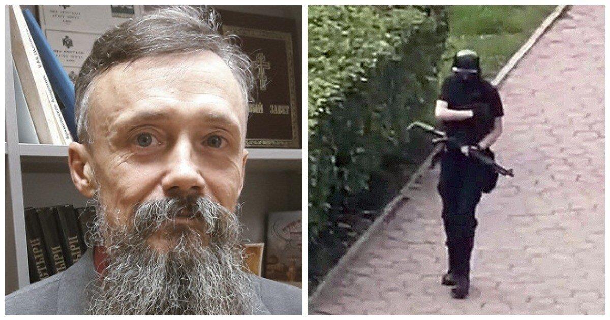 Пермские студенты пожаловались на профессора, продолжавшего вести лекцию во время стрельбы