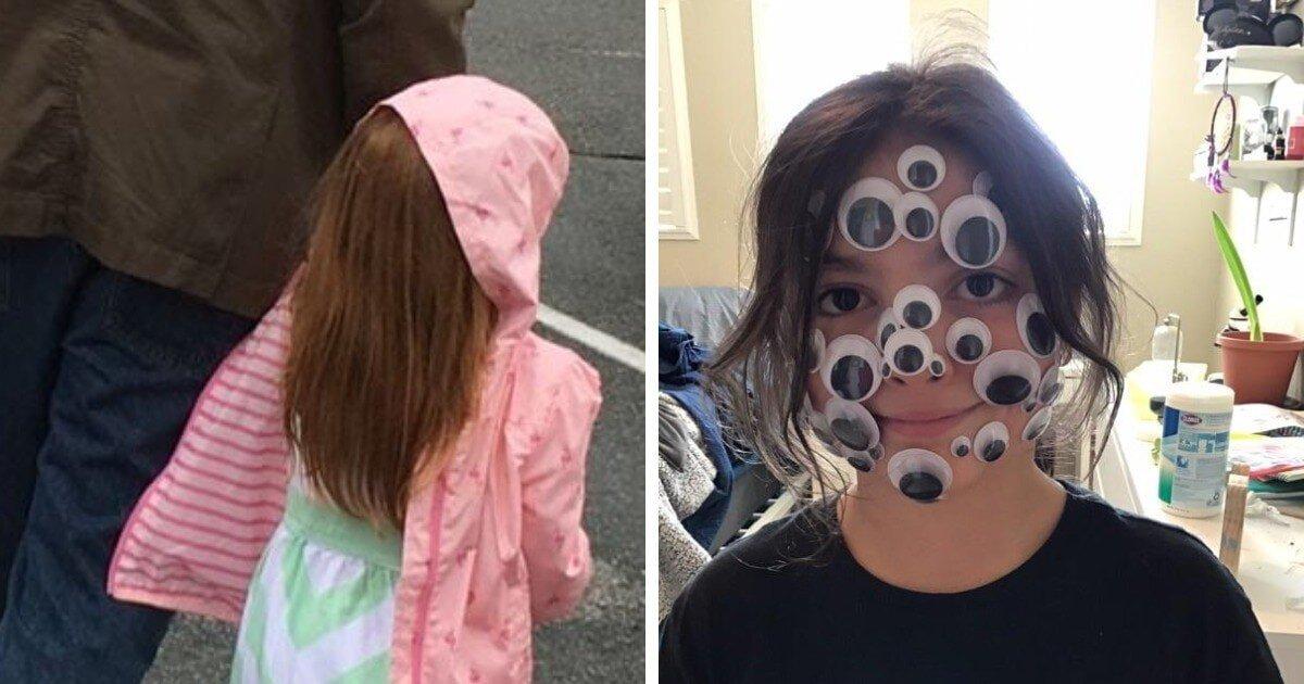 15 фотографий, которые доказывают, что дети живут в своем собственном причудливом мире