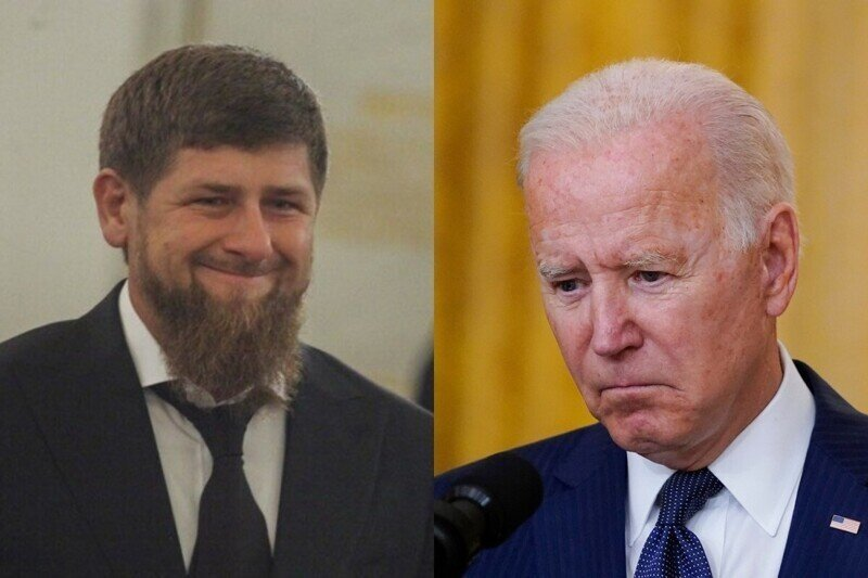 """""""У нас нет петухов"""": Кадыров ответил на призыв Байдена о защите геев и пригласил его в Чечню"""