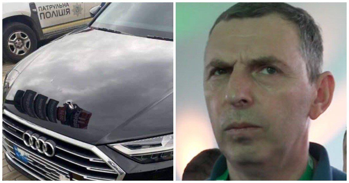 Под Киевом обстреляли машину первого советника президента Зеленского