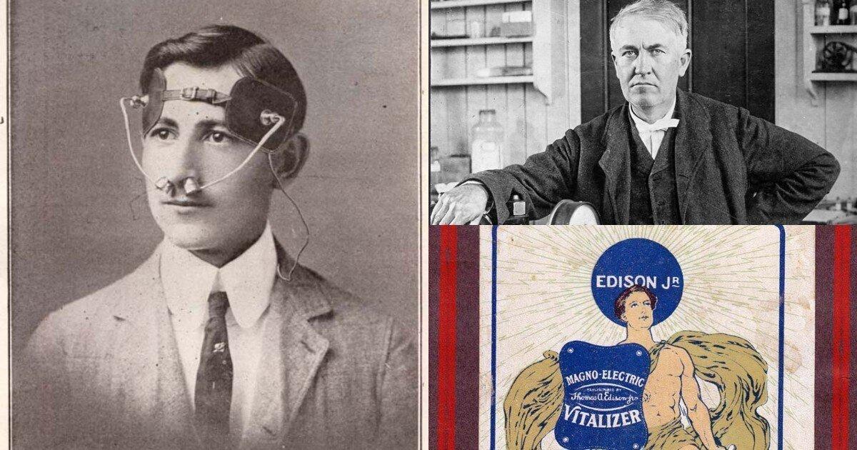 Как Томас Эдисон-младший опозорил семью и стал мошенником