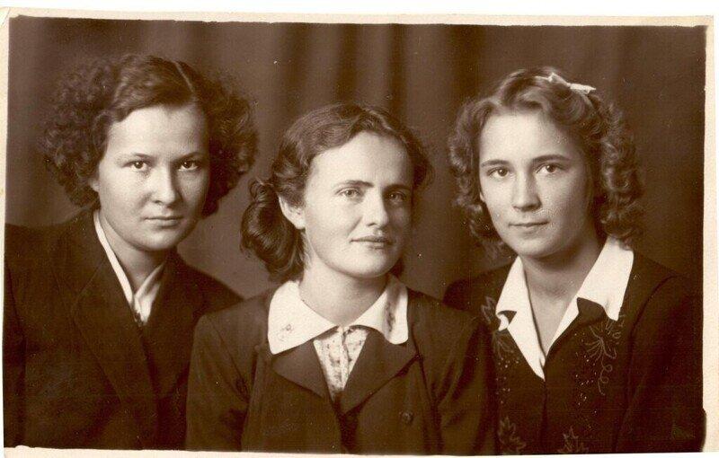 Советская молодежь 50-х: портреты первого послевоенного поколения