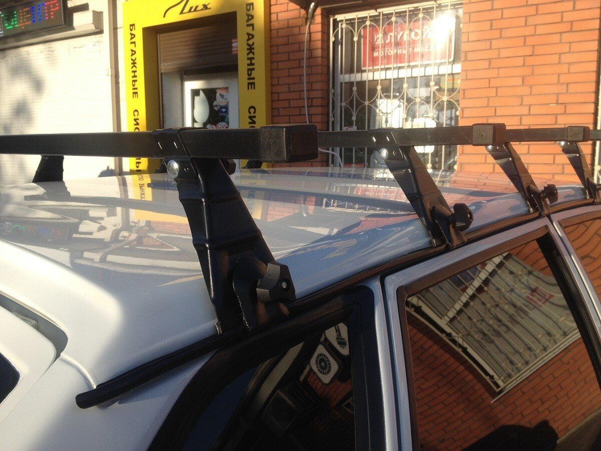 Можно ли получить штраф за самодельный багажник на крыше