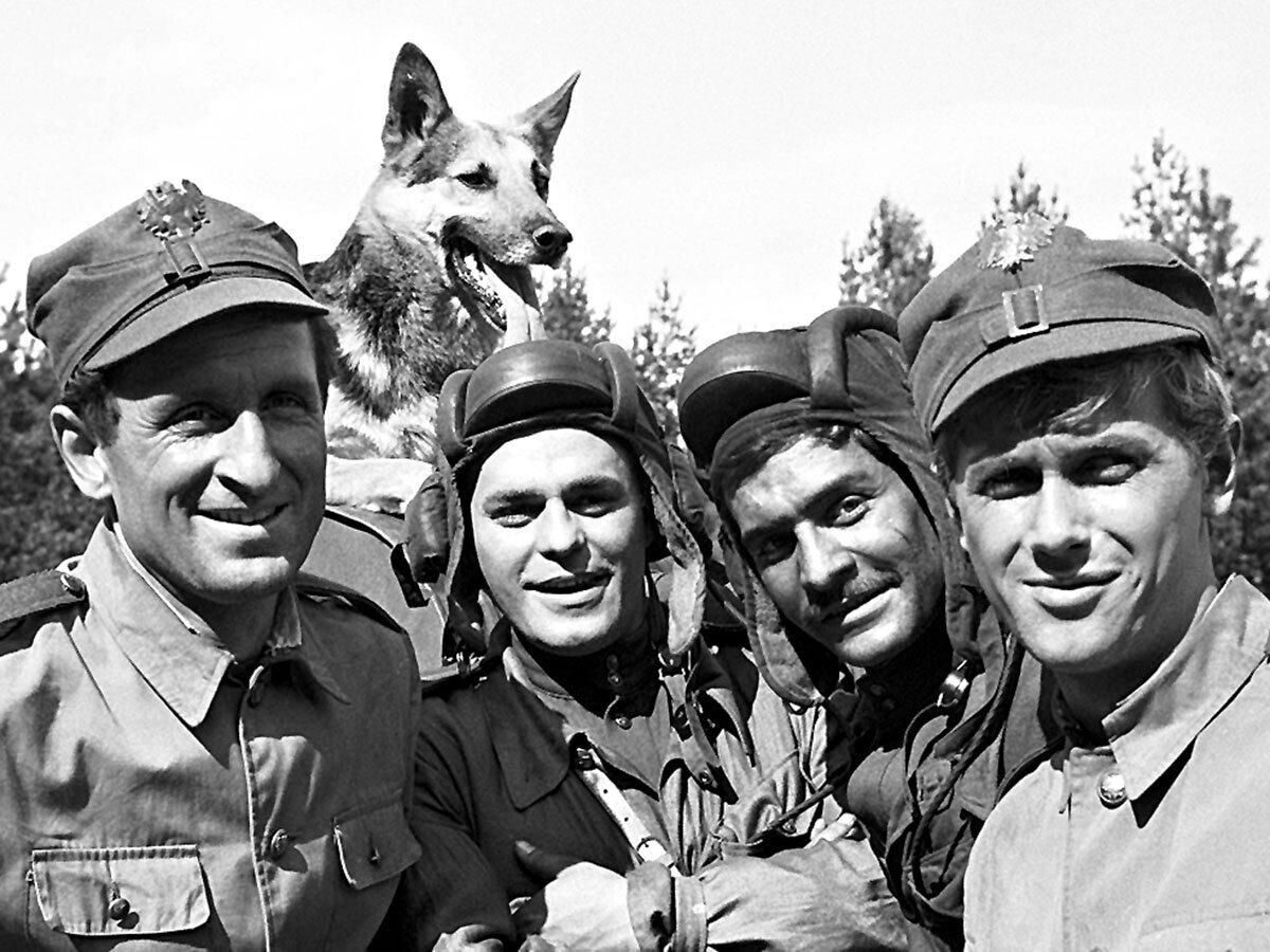 Что стало с псом Шариком из польского телефильма «Четыре танкиста и собака»