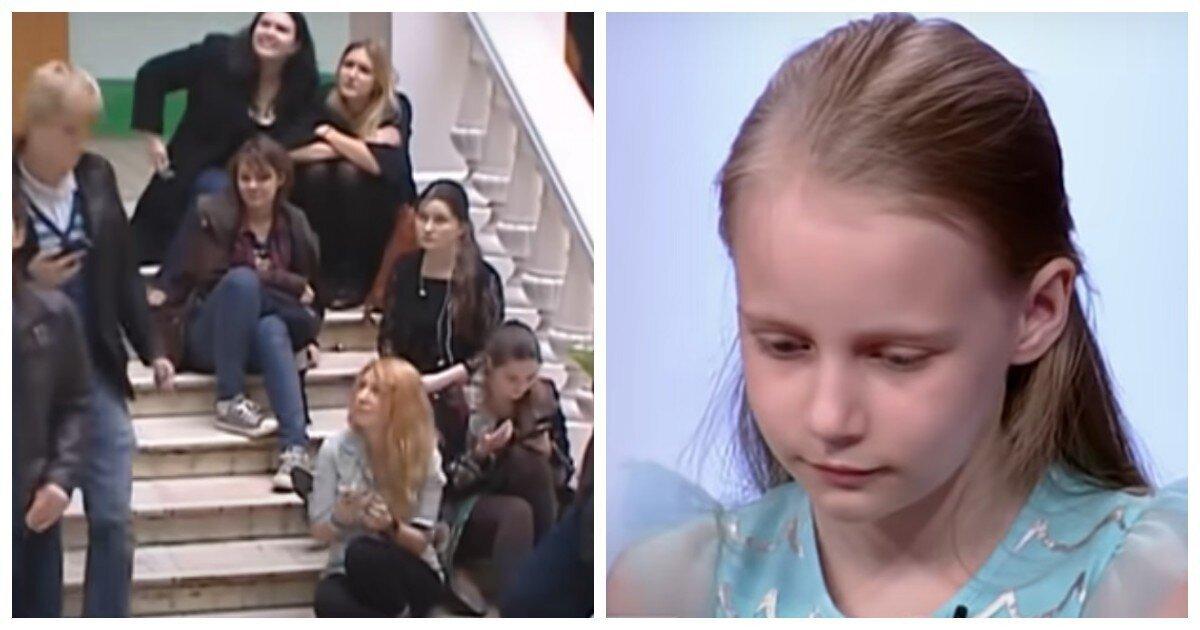 Сокурсники в МГУ с сочувствием относятся и жалеют девятилетнюю девочку-вундеркинда