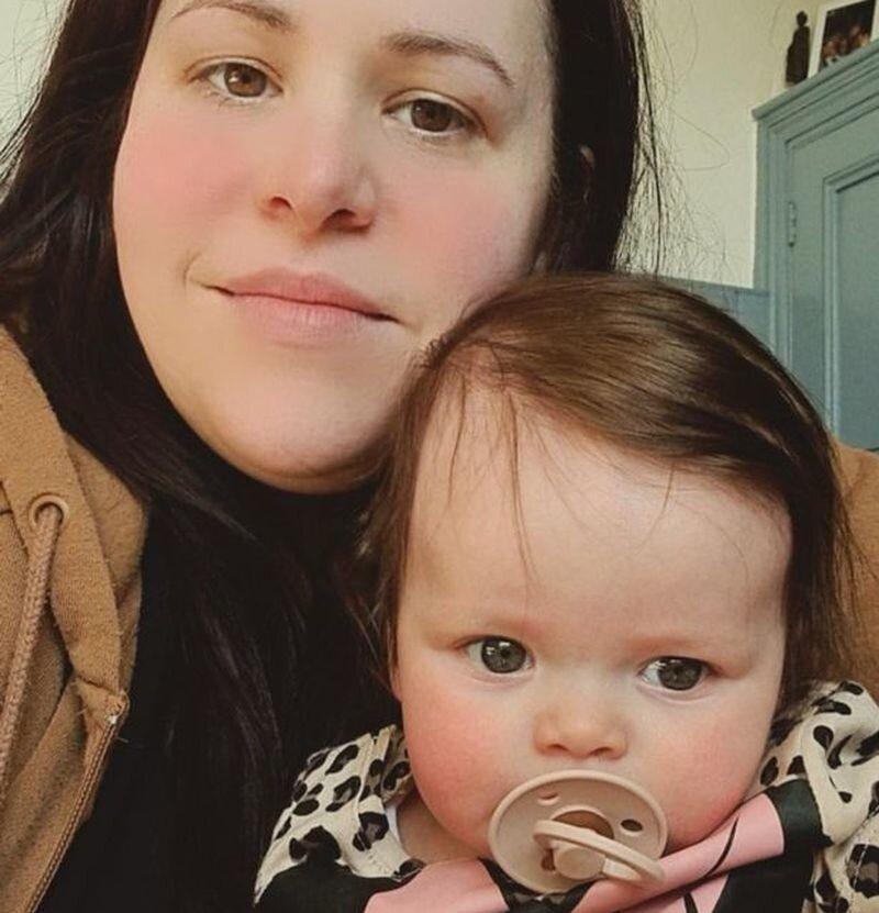 Британка родила ребенка с помощью набора для оплодотворения с eBay