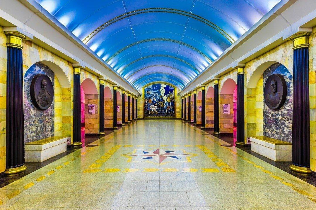 Смольный в ближайшие три года выделит на строительство метро 150 млрд рублей