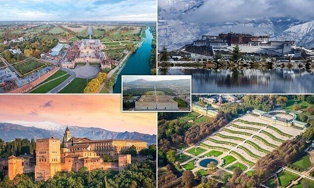 Самые впечатляющие дворцы в мире