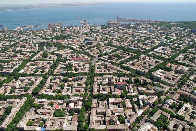 Украинцам не престало гордиться своими городами: не они строили