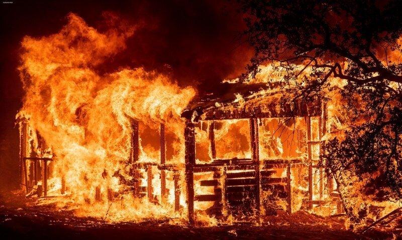 Самые страшные пожары XX века