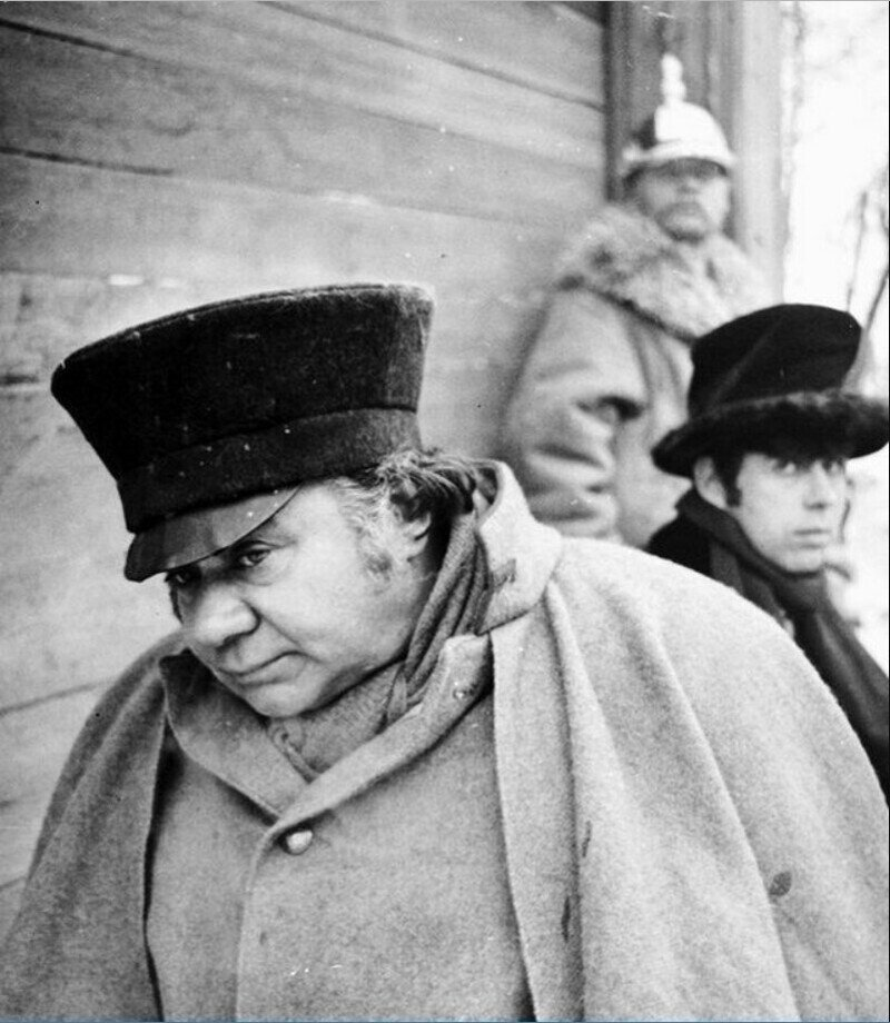 Лица советской эпохи. Закулисье советского кино