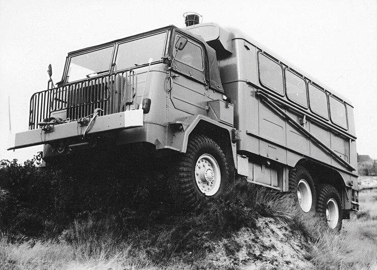 Редкий «поляк» в СССР: автомастерская «Ельч»-574