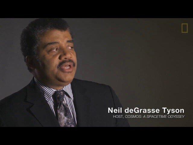 Нил Деграсс Тайсон о конфликте науки и религии !!!