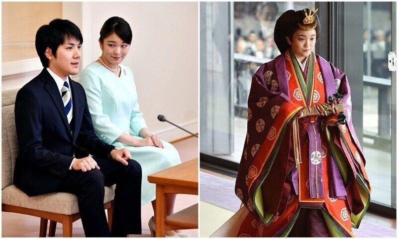 Японская принцесса откажется от титула, выйдя замуж за простого студента