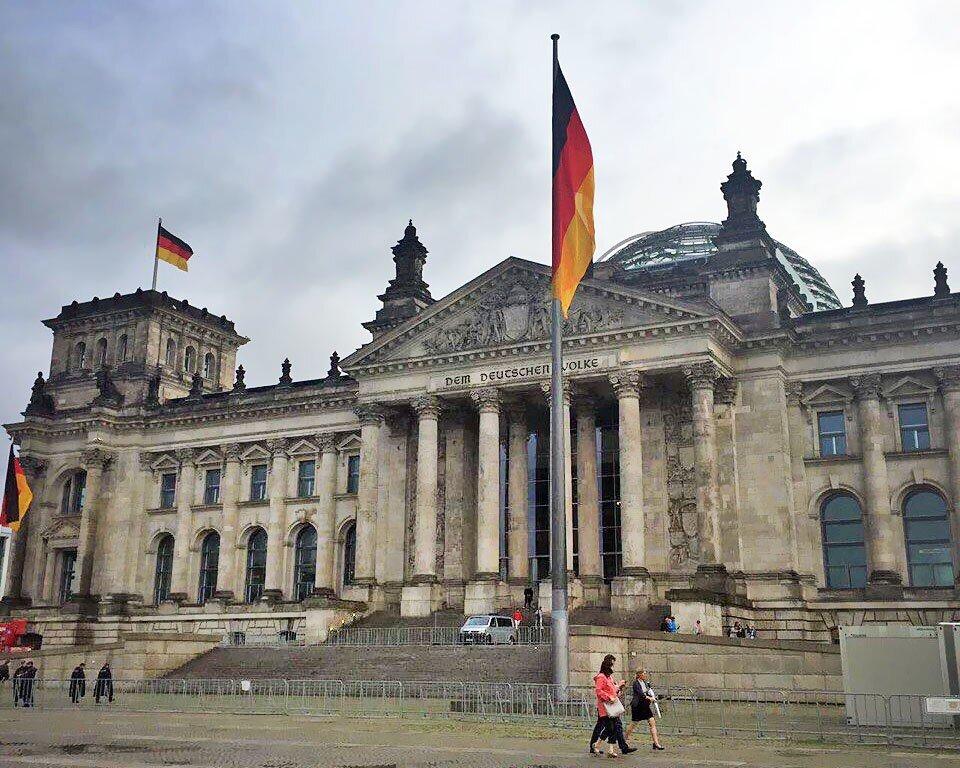 Итоги выборов в Германии: победили социал - демократы, но выиграли и трансгендеры!