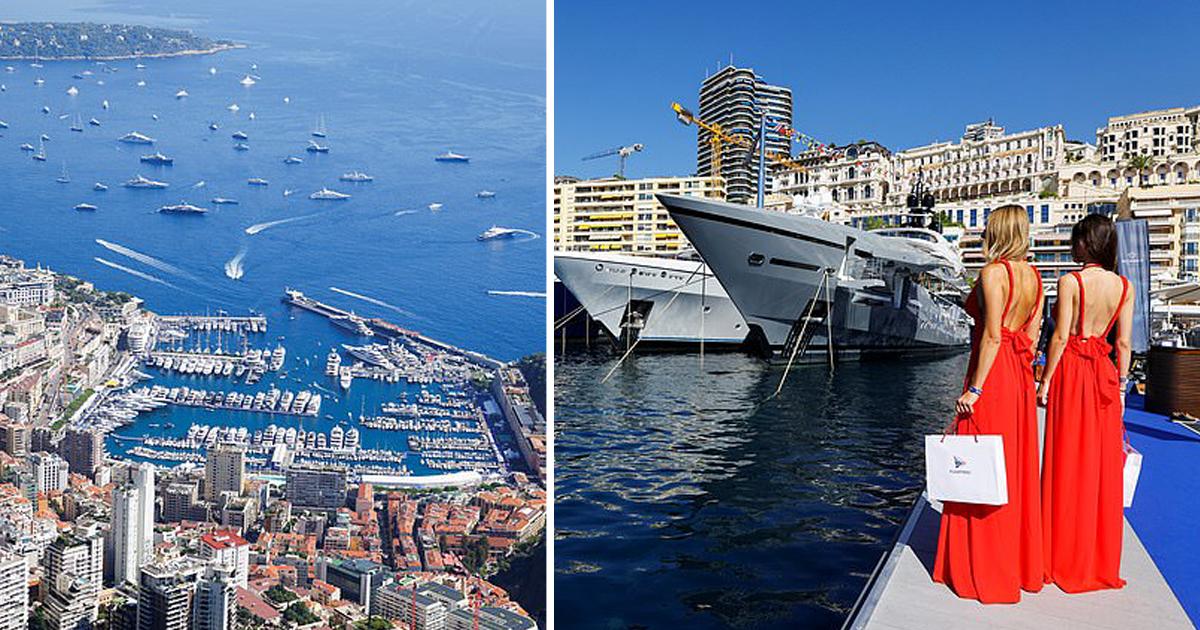 В Монако проходит крупнейшая и самая престижная выставка яхт в мире
