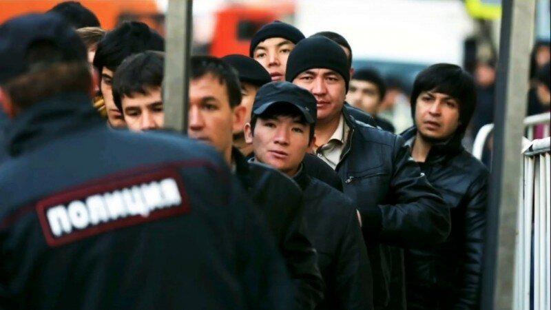 МВД: в России увеличилось количество преступлений, совершаемых иностранцами