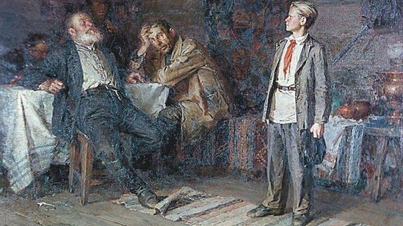 Что стало с родными Павлика Морозова, убившими пионера-героя