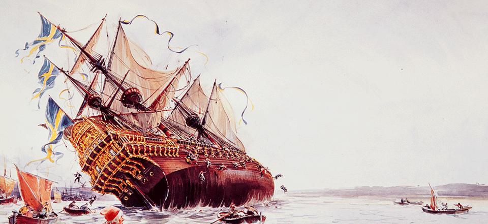 По каким причинам гибнут военные корабли вне боевой обстановки? Рассмотрим 4 случая из истории ВМФ…